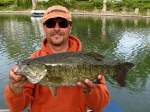 Osoyoos Lake Smallmouth bass