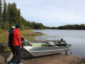 Rodney's reel outdoors 13 foot fly fishing boat
