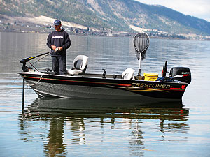 Our Charter Boats - Kelowna Fishing | Rodney's REEL Outdoors