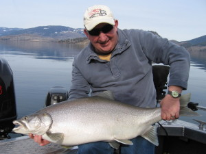 Rodney's Reel Outdoors Kalamalka Lake Trout